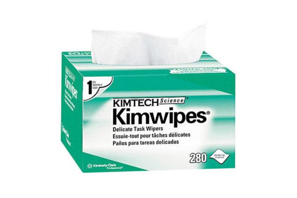 Салфетки Kim-Wipes, безворсовые