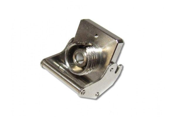 Адаптер оптический FC, универсальный APC/UPC