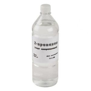 """Жидкость для очистки оптики, типа """"Изопропанол-2"""", 2-Пропанол"""