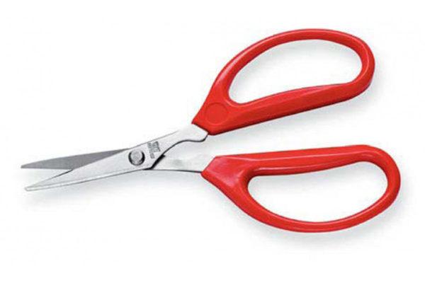 Ножницы KC699 (Kevlar Shears) для резки упрочняющих нитей кабеля (кевлар, арамид, тварон)