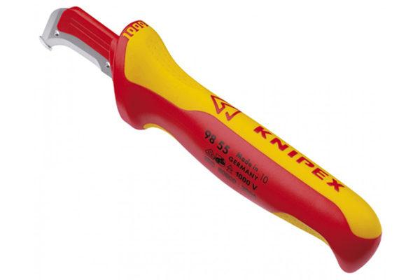Нож для удаления оболочек кабеля KN-9855