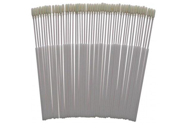 Палочки для очистки Mini Foam Swabs 2,5мм F1-0005 FIS, 50 шт