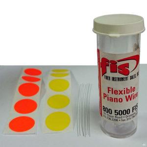 F1-8265 Набор проволочек для прочистки коннекторов (8 шт) FIS